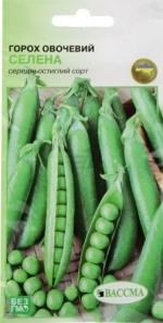 Горох овощной Селена