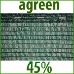Сетка затеняющая 45%