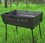 Мангал - чемодан