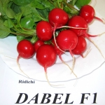 Семена редиса Дабел F1